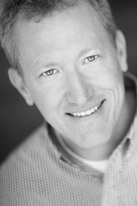 headshot for Michael Hagerty